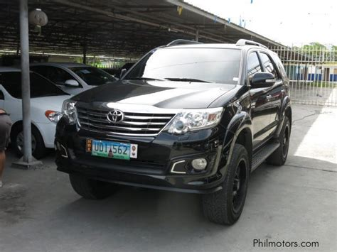 toyota fortuner  fortuner  sale pasay city