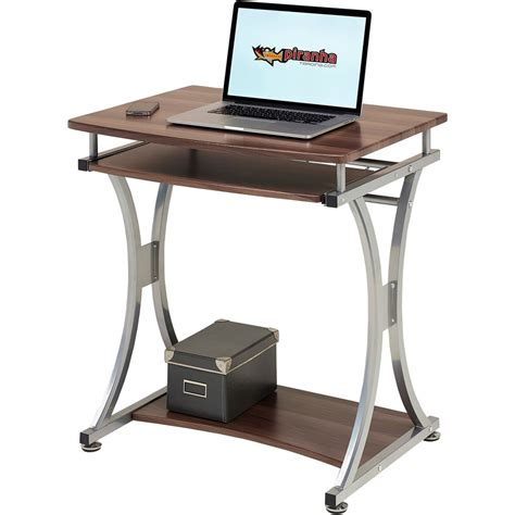 small computer desks for home compact computer desk with keyboard shelf for home office