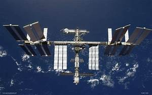 Widescreen - Solar System - The ISS - Space wallpapers ...