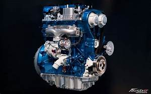 Ford Fiesta St 1 6l Ecoboost Engine