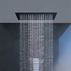 Hansgrohe Kitchen Faucet Axor Starck Ceiling Mount Square Quot Shower Heaven Quot Shower Modern Bathroom Faucets And