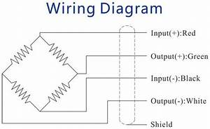 Diamond Load Cell Wiring Diagrams