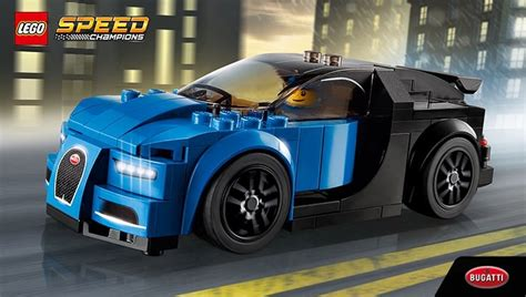 The lego speed champions theme is still going strong in 2017 and one of the new sets i'll be reviewing is the bugatti chiron (75878). Lego Speed Champions 75878 Bugatti Chiron - $ 331.00 en Mercado Libre
