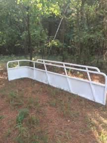 Pontoon Boat Fence Railing