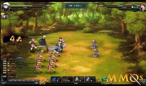 Game Naruto Online Gamesworld