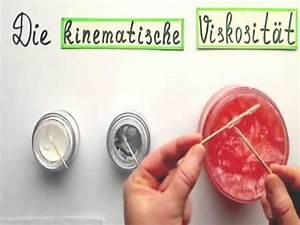 Was Ist Viskosität : die kinematische viskosit t einfach erkl rt youtube ~ Orissabook.com Haus und Dekorationen
