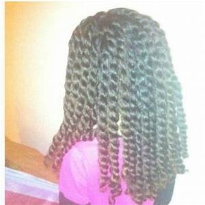 Two Strand Twist Hairstyles For Little Girls ...