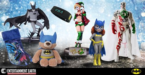 unique holiday gifts for batman fans