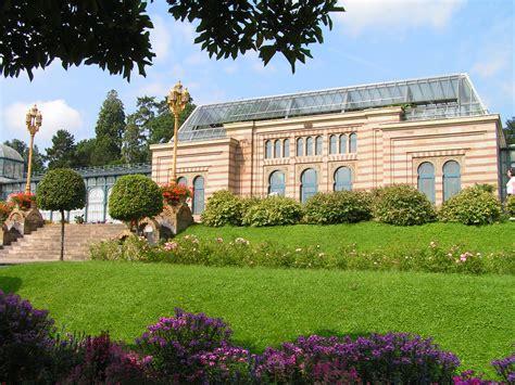 Stuttgart Germany The Wilhelma Zoo And Botanical Garden