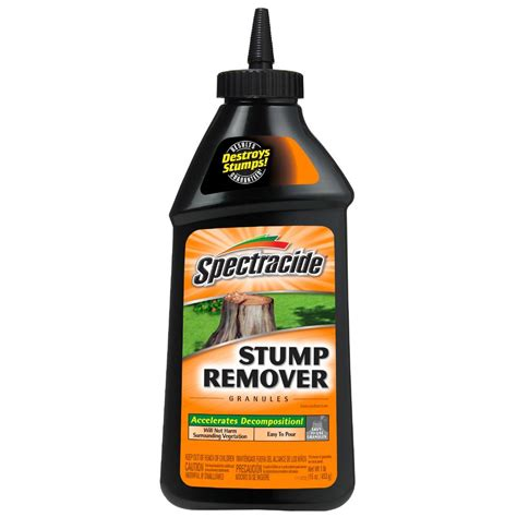 Spectracide 1 Lb Stump Removerhg664206  The Home Depot