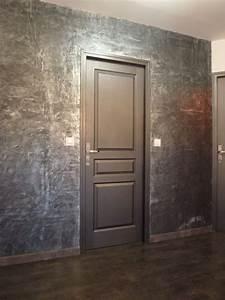 comment peindre une porte sans trace au bout du rouleau With repeindre porte en bois
