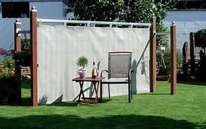 Sichtschutz Garten Grau : leco sichtschutz royal windschutz paravent trennwand garten m bel grau kaufen bei dtg dynamic ~ Sanjose-hotels-ca.com Haus und Dekorationen