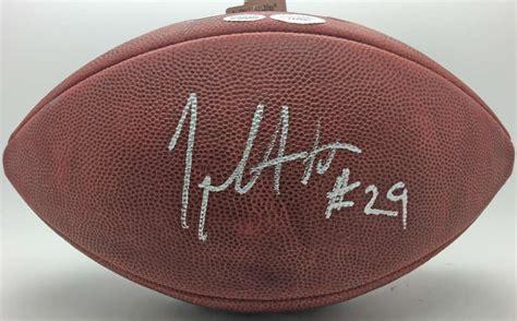 Lot Detail Super Bowl Xli Payton Manning Tony Dungee