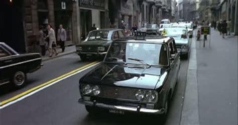 """IMCDb.org: 1969 Autobianchi A111 [124BLC] in """"Homo ..."""