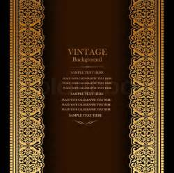wedding invitation layout vintage background design book cover