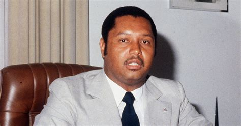 Ousted Haitian Dictator Jean Claude Baby Doc Duvalier
