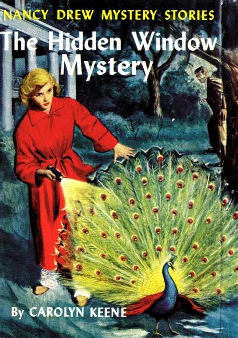 mystery nancy drew convention    hook