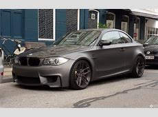 BMW 1M Coupe by Carbon Dynamics 9 September 2016