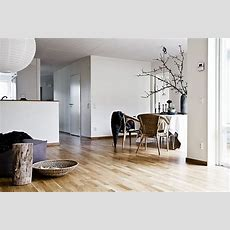 Bright Apartment With A Nordic Interior Design