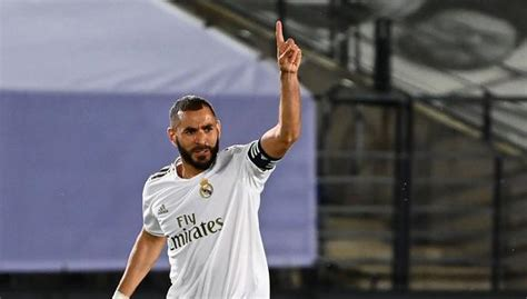 Real Madrid vs. Manchester City: Karim Benzema tiene como ...