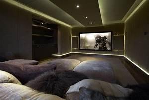 Home Cinema Room : 20 home cinema room ideas ultralinx ~ Markanthonyermac.com Haus und Dekorationen