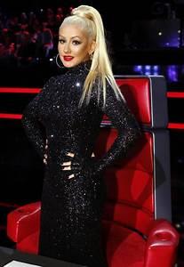 The Voice Season 10: Christina Aguilera Returning - Today ...