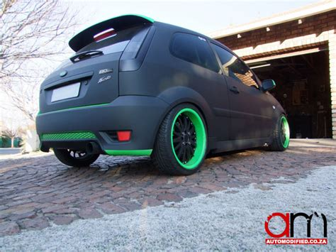 Modifying Cars In South Africa by Nyx Modified Ford St Automodified