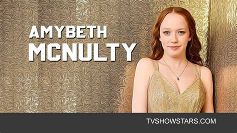 Amybeth McNulty : Parents, Blonde, Movies, Dating & Net Worth