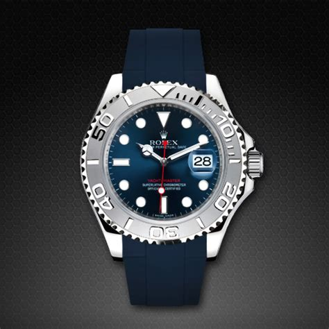Yacht Master Rubber by For Rolex Yachtmaster 40mm Classic Series Rubber