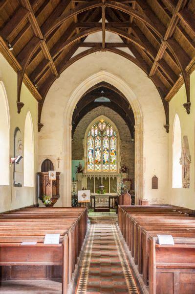Arlington St James Church History & Photo Historic
