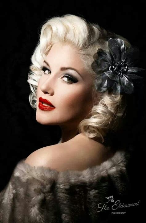 style hair 98 best pin up hair images on make up looks 3701