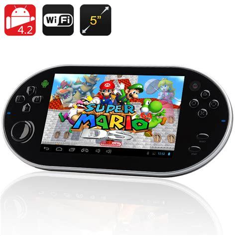 Best Console Emulator by Emulation Iii 5 Inch Android 4 2 Gaming Console Tablet