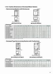 Catalog Contactor Mitsubishi