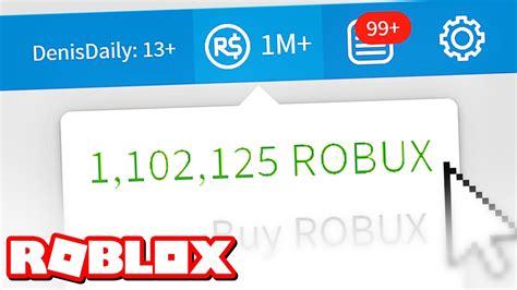 million robux youtube