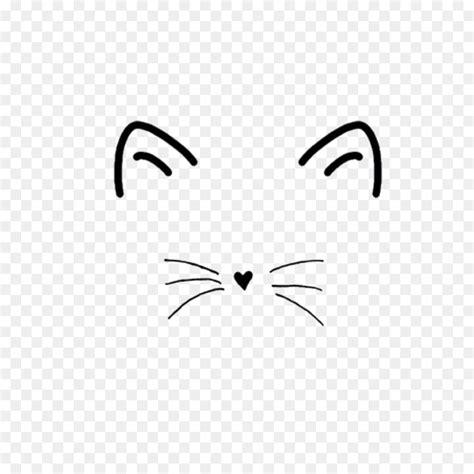 cat kitten whiskers felidae clip art wall decal