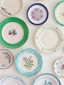 661 best plates images on pinterest dish sets dishes With best brand of paint for kitchen cabinets with blown glass plates wall art