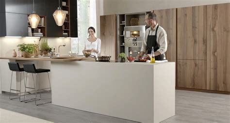 Kitchen FiloAntis33 by Euromobil   Cashmere ecomalta