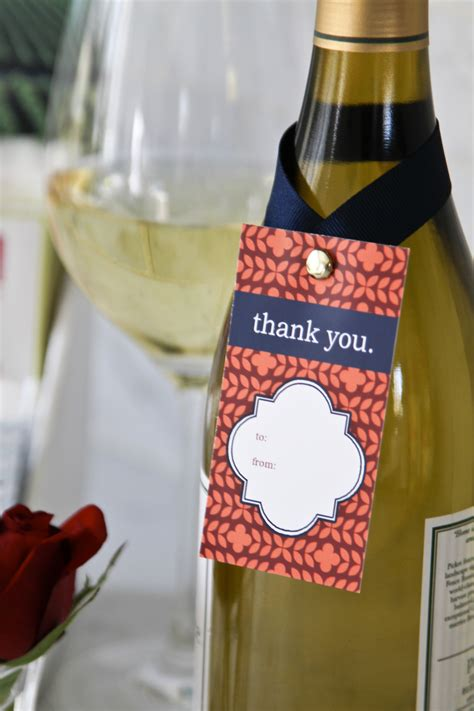 drink  tags creates gift cards  wine bottles