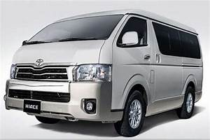 Toyota Hi Ace Workshop Manuals Free Download