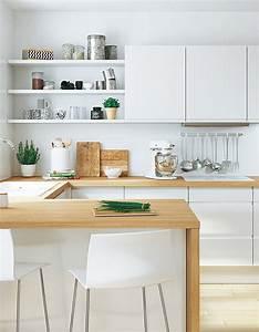 Idée Aménagement Petite Cuisine : toutes nos astuces d co pour am nager une petite cuisine ~ Dailycaller-alerts.com Idées de Décoration