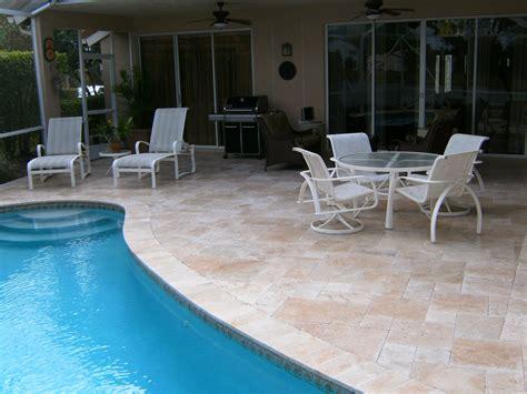 noce travertine pool decking pool decking patio tiles