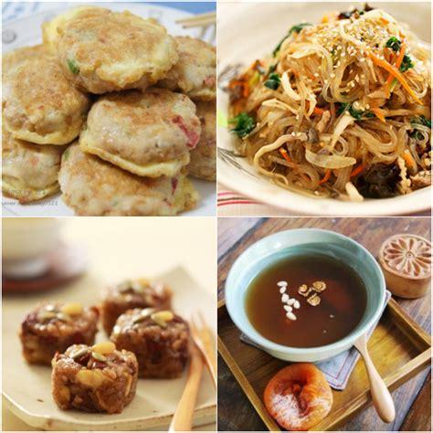 thanksgiving day food nowhere korean thanksgiving day foods