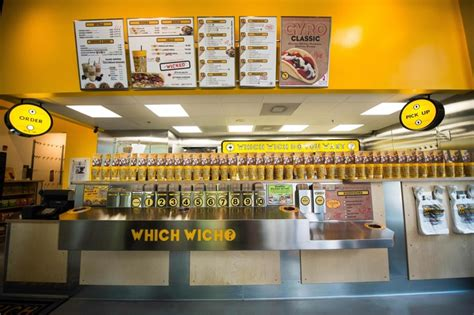 foto de Which Wich Coming to Pentagon City Mall ARLnow com