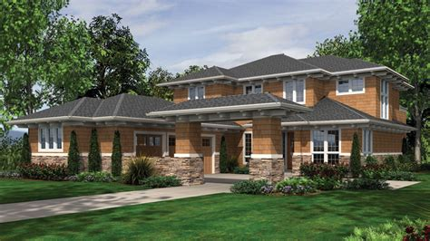 Prarie Style House Plans by Chic Modern Prairie Style House Plans House Style Design