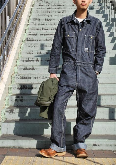 mens denim jumpsuit 17 best images about bibs coveralls on indigo