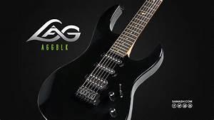 Lag Guitars Arkane Series A66 Electric Guitar