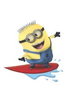 Minions Surfing