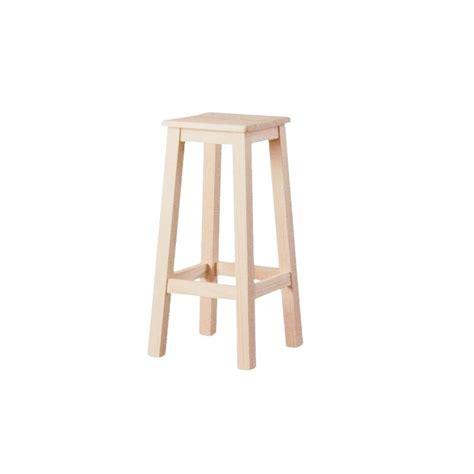 siege tabouret bois de siège tabouret haut lisse