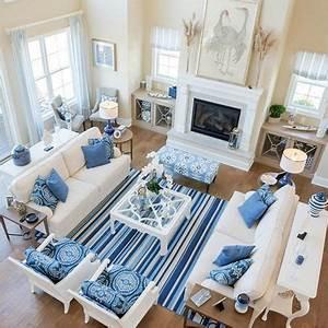 best 25 blue living rooms ideas on pinterest blue and With blue and white living room decorating ideas