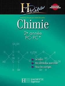 Chimie 2e Ann U00e9e Pc-pc